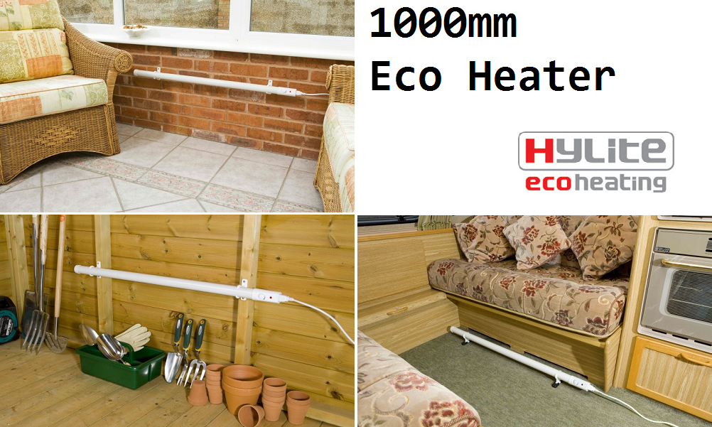 how to use timer on eco heater