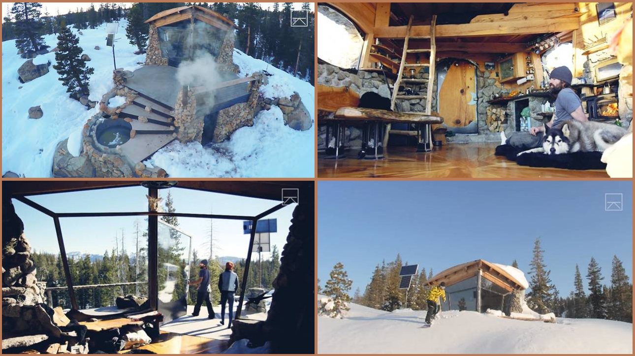 c1710fbcdf5 snowboarder tiny home. Professional snowboarder Mike Basich ...