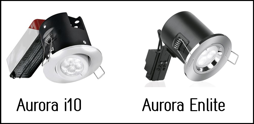 aurora i10 and enlite