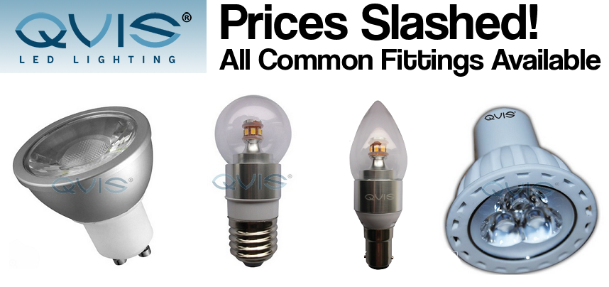 Special Offer Qvis Lighting Leds Prices Slashed