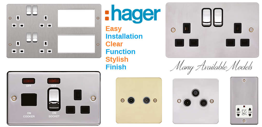 ... Wiring Accessories. hager banner  sc 1 st  Direct Trade Supplies : hager wiring accessories - yogabreezes.com