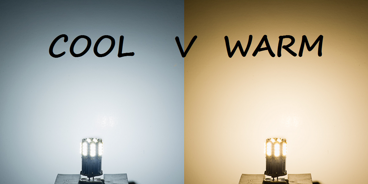 Clash Of The Bulbs: Cool White V Warm White