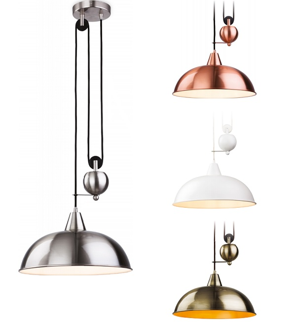 Create a focal point with pendant lighting by firstlight century rise and fall a rise and fall pendant light mozeypictures Images