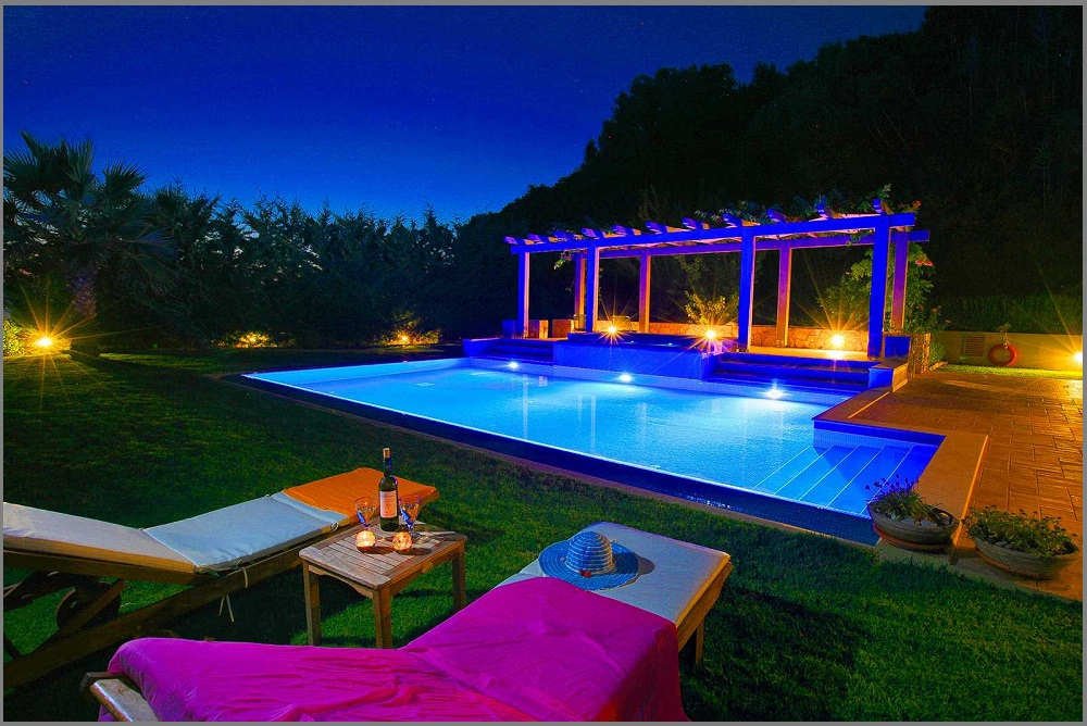 Waterproofing For Pools : Waterproof led lights for pools jacuzzis hot tubs