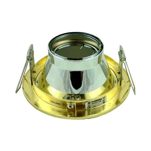 Mr16 Led Downlights Uk: MR16 Adjustable Halogen Downlight, AU-DLL492PB, Aurora
