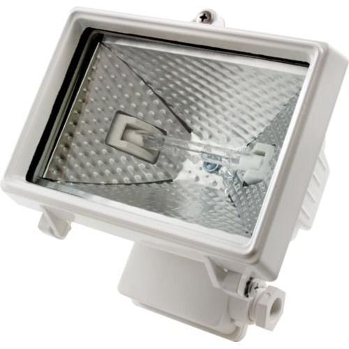 Security 150 Energy Saving Halogen Floodlight-white NCFW150C UK
