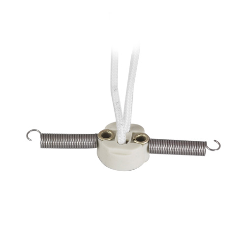 Lamps Colorado Springs: MR16 Lampholder Fixing Springs, Accessory, AU-0801, Aurora