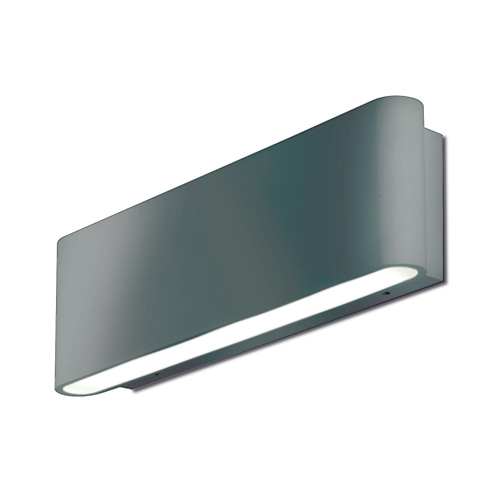 Aurora External Wall Lights : IP54 Fixed LED Wall Light, Wall Lights, AU-WAL511SS, Aurora Lighting UK