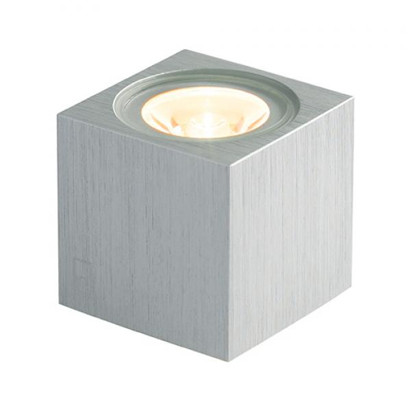Collingwood mini cube LED wall light, outdoor wall lights, MC010 S AMBER UK