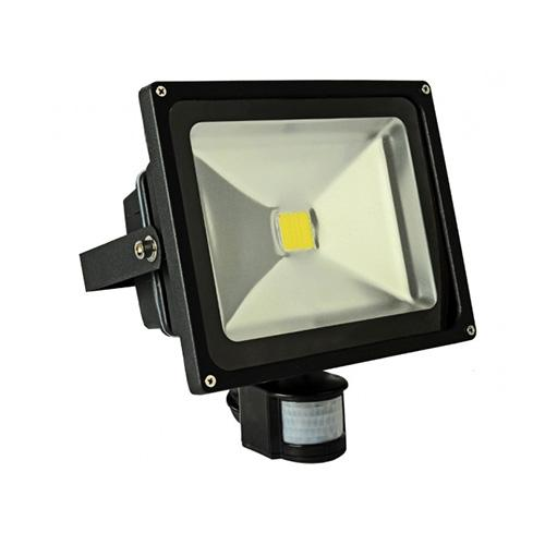 Elex high power LED PIR floodlight, PIR floodlights, LED30WPIR UK