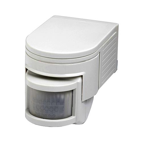 Robus External Wall Lights : Motion detector 180D PIR, external PIRs, lighting, R180-01, Robus UK