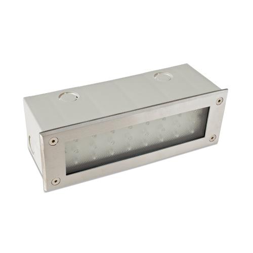 Robus External Wall Lights : Robus IP66 LED brick light, brick lights, outdoor, RBR24LEDS-01, Robus UK
